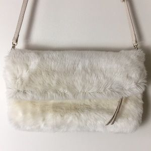 Aldo beige hand bag